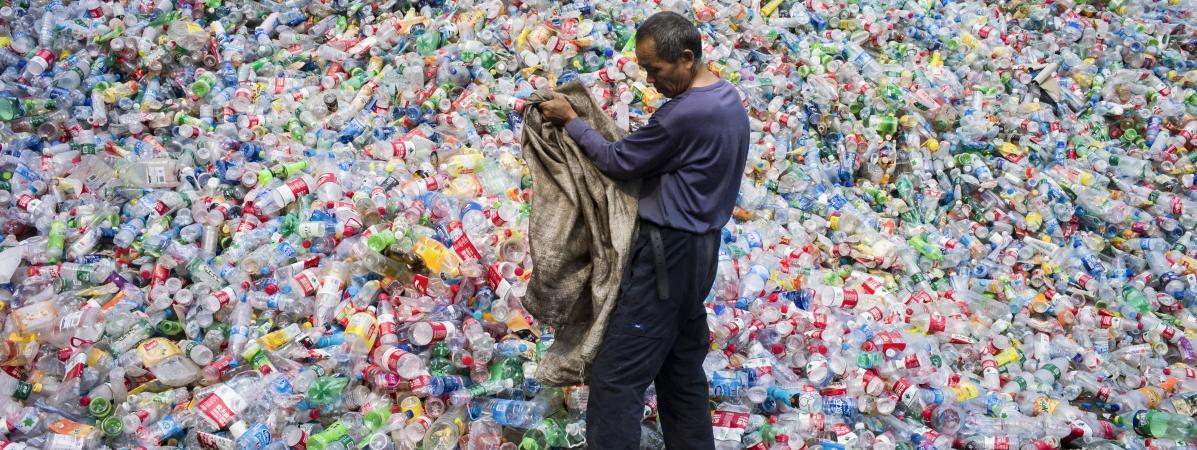La Chine met le paquet pour limiter le plastique