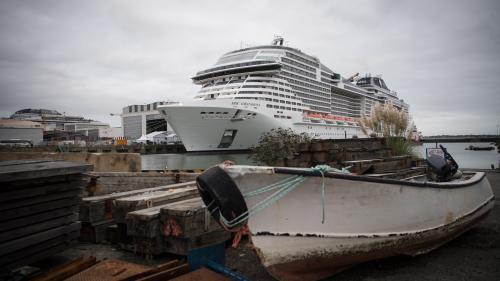 Chantiers de Saint-Nazaire : MSC Croisières commande deux paquebots pour 2 milliards d'euros