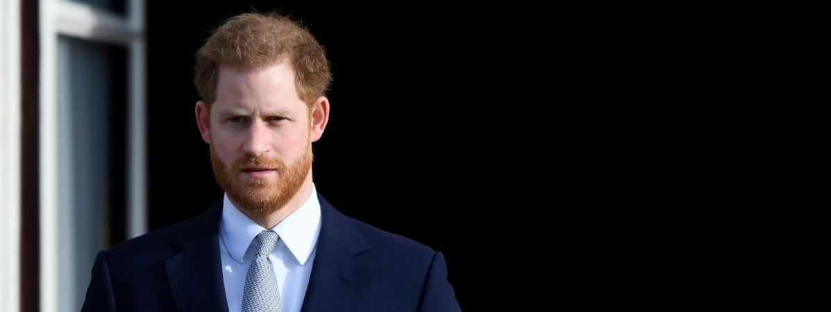 """""""Une grande tristesse"""": le prince Harry s'exprime pour la première fois sur sa décision de se mettre en ret..."""