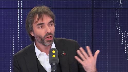 """VIDEO. Municipales à Paris: Cédric Villani critique la campagne """"à droite"""" de Benjamin Griveaux"""