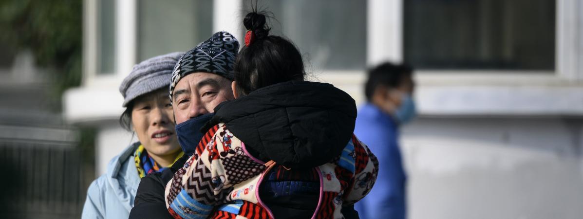 """""""Comment devons-nous nous protéger ?"""" : les Chinois démunis face au nouveau virus qui a déjà tué trois pers..."""