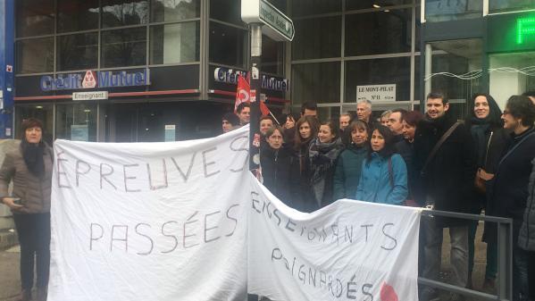 Réforme du bac : la proviseure d'un lycée de Montbrison porte plainte contre des enseignants