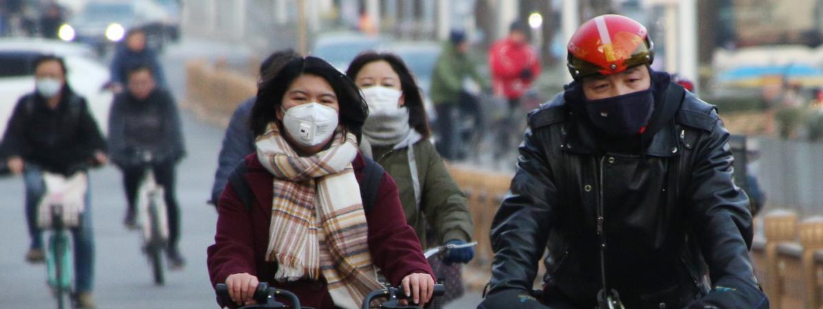 La Chine annonce un quatrième mort du nouveau coronavirus