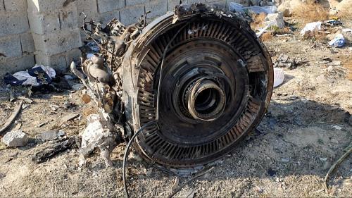 L'Iran confirme que deux missiles ont été tirés sur le Boeing 737 ukrainien
