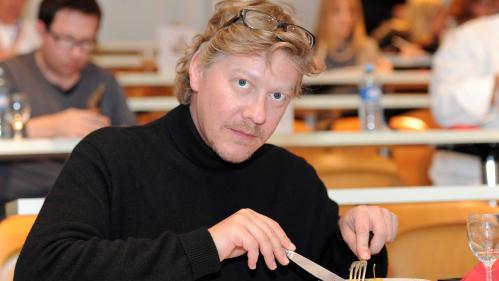 Le critique gastronomique Sébastien Demorand est mort à l'âge de 50 ans
