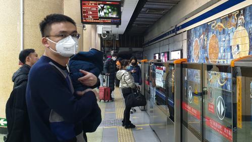 Le coronavirus a déjà fait 17 morts en Chine, selon un dernier bilan