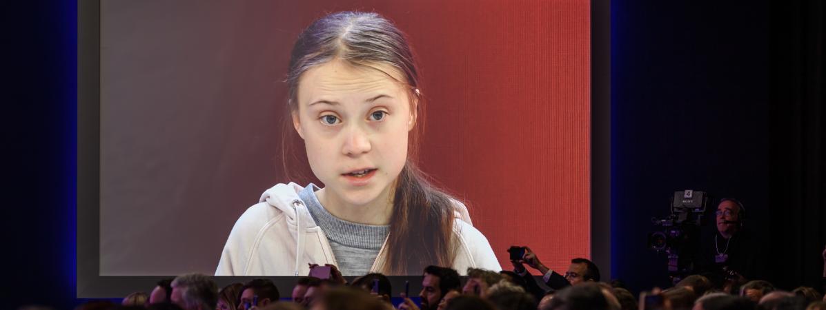 Greta Thunberg : l'icône du climat