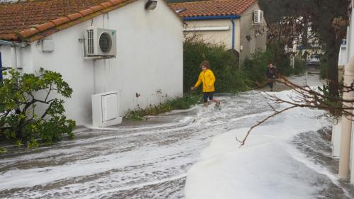 DIRECT. Tempête Gloria : l'Aude passe à son tour en vigilance orange pluie-inondations, alerte maintenue dans les Pyrénées-Orientales