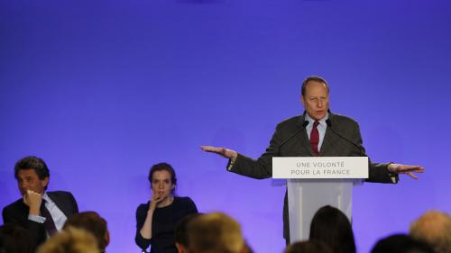 """Municipales à Paris : Philippe Goujon dénonce la """"stratégie perdante"""" des Républicains"""