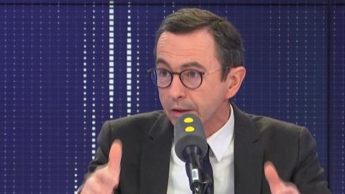"""VIDÉO. Circulaire Castaner pour les municipales: """"C'est un tripatouillage électoral, on franchit un seuil"""", dénonce le patron des sénateurs LR"""