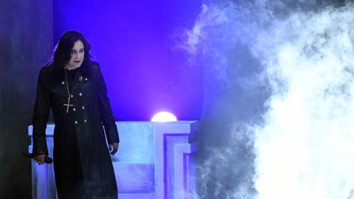 Ozzy Osbourne, l'ancien leader du groupe Black Sabbath, annonce souffrir de la maladie de Parkinson