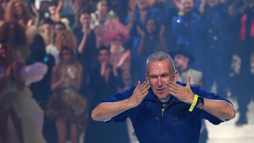 Mode : Jean-Paul Gaultier tire sa révérence avec un dernier défilé