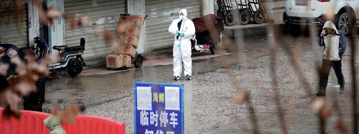 """Coronavirus : un Français de Wuhan demande de """"pouvoir rentrer directement"""" en France, quitte à respecter """"..."""