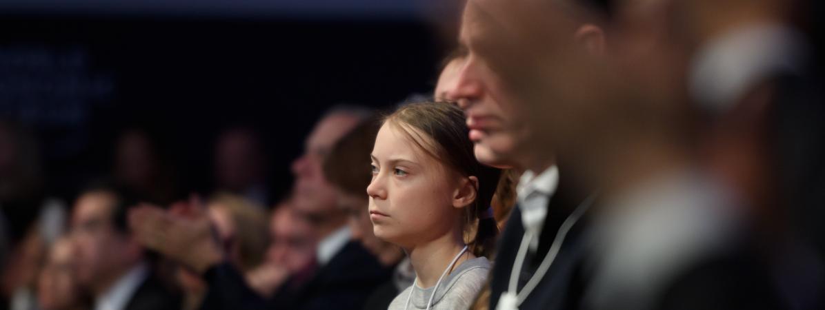 L'Eurozapping du 23h : Greta Thunberg dresse son bilan sans appel du forum de Davos