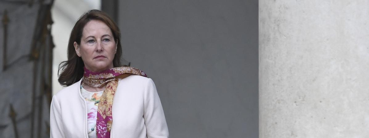Ségolène Royal n'est plus ambassadrice des pôles, le gouvernement cherche son remplaçant