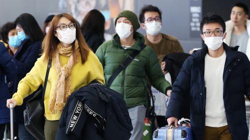 Une Chinoise venue de Wuhan est-elle arrivée en France avec des symptômes suspects du coronavirus ?