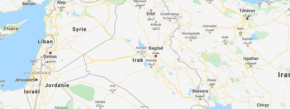 L'association française SOS chrétiens d'Orient annonce la disparition de quatre de ses collaborateurs en Irak