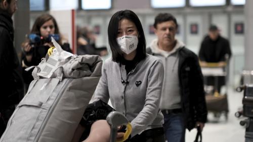 Coronavirus: un accueil médicalisé va être mis en place à Roissy à l'arrivée des vols directs depuis la Chine