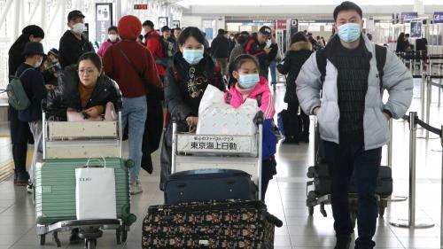 DIRECT. Nouveau coronavirus : plus de 30 millions d'habitants bloqués en Chine par les mesures pour lutter contre l'épidémie