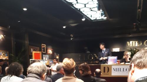 Mon info. L'ancien directeur d'NRJ, Max Guazzini met en vente ses disques d'or au profit de la Fondation Brigitte Bardot