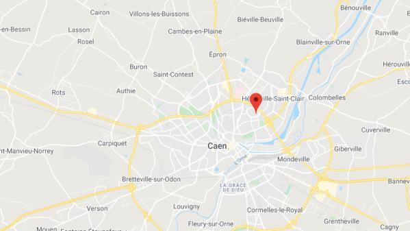 Caen : un homme est mort, abattu d'un coup de feu, dans le quartier de la Pierre-Heuzé