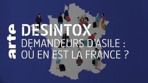 Désintox. Demandeurs d'asile en France : des chiffres biaisés