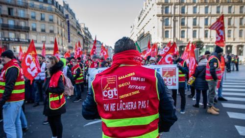 Manifestation contre la réforme des retraites : un parcours à risque ?