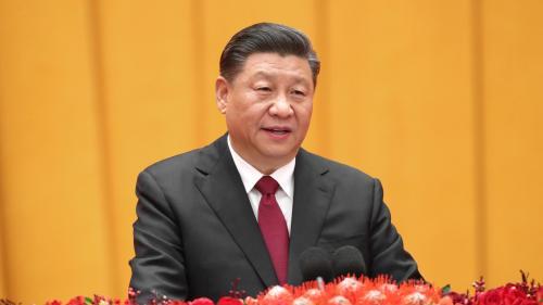 Covid-19 en Chine : Xi Jinping en visite à Wuhan pour marquer la baisse de l'épidémie