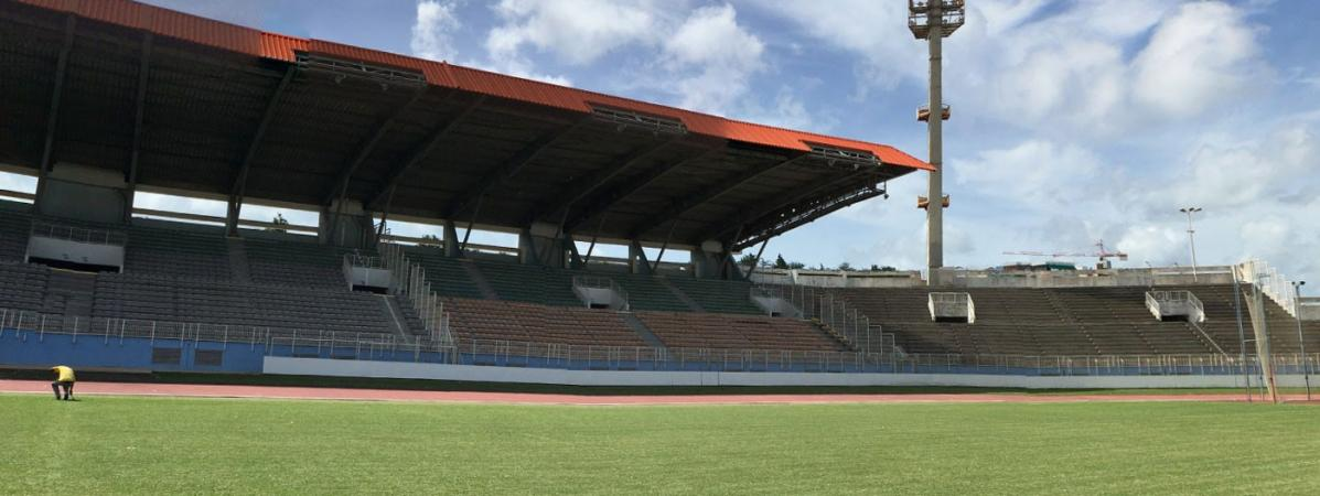 En Martinique, le football est à l'arrêt à cause des violences