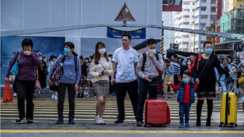 DIRECT. Coronavirus : Hong Kong décrète le niveau d'alerte maximal
