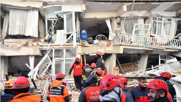 Turquie : au moins 21 morts dans un séisme de magnitude 6,8
