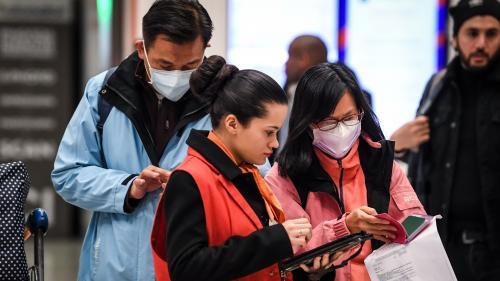 DIRECT. Coronavirus : les tour-opérateurs français suspendent les voyages organisés vers la Chine