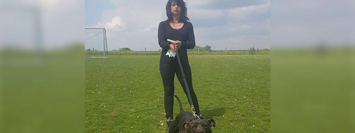 Femme enceinte tuée par des chiens dans l'Aisne : une bénévole raconte avoir été mordue par le croisé lévri...