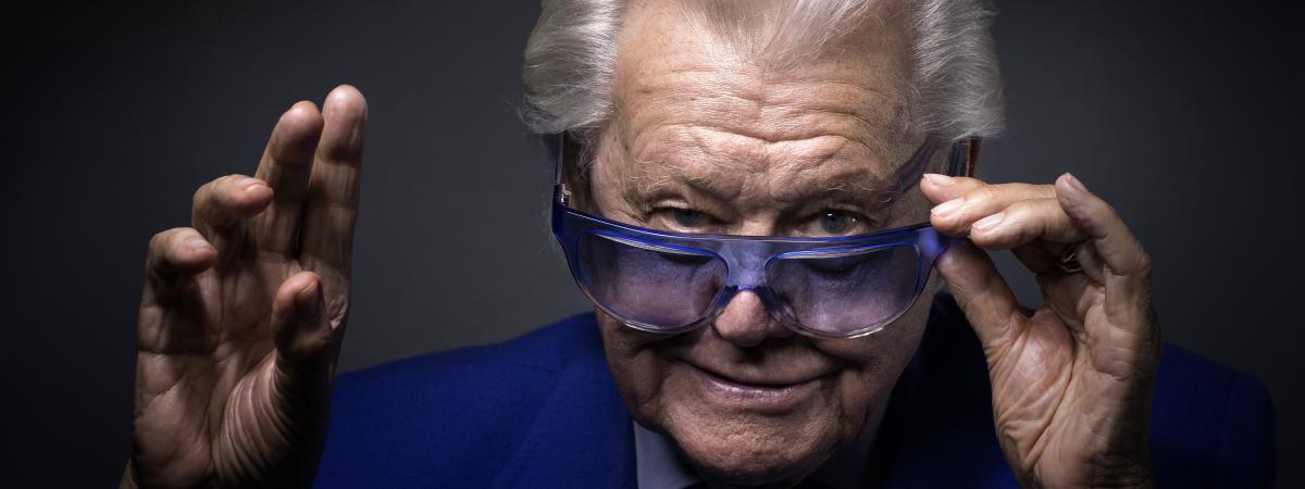 Michou, célèbre directeur de cabaret et figure de Montmartre, est mort à l'âge de 88 ans