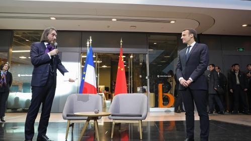 """Municipales à Paris : Emmanuel Macron a demandé à Cédric Villani de """"se rapprocher de Benjamin Griveaux"""""""