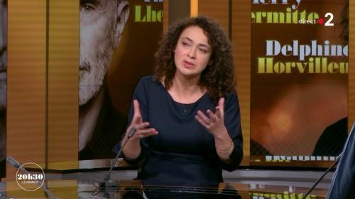 """VIDEO. """"Bien des choses se sont fracturées dans notre société"""" depuis la marche de 2015, estime le rabbin Delphine Horvilleur"""