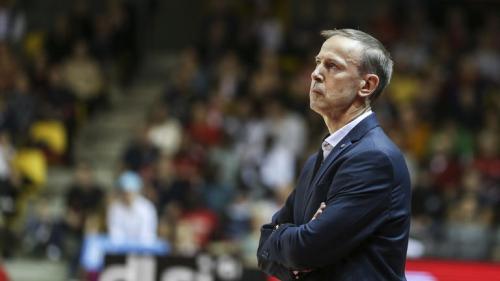 Basket : Vincent Collet, sélectionneur de l'équipe de France, évincé de son poste d'entraîneur de Strasbourg