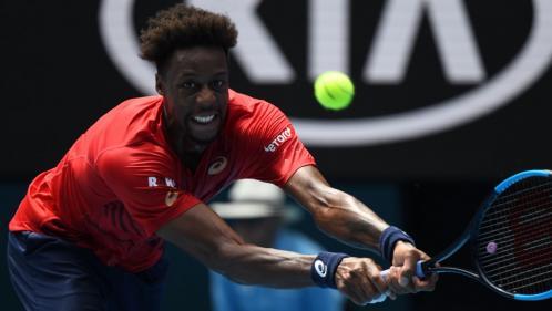 Tennis : Monfils sorti par Thiem en 8e de finale, il n'y a plus de Français en lice à l'Open d'Australie