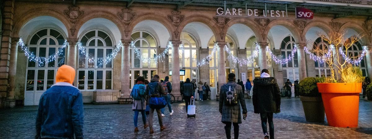 Municipales 2020 : un maire peut-il déplacer une gare, comme le propose Benjamin Griveaux à Paris ?