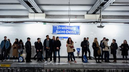 Grève contre la réforme des retraites : trafic SNCF et RATP quasi normal mercredi
