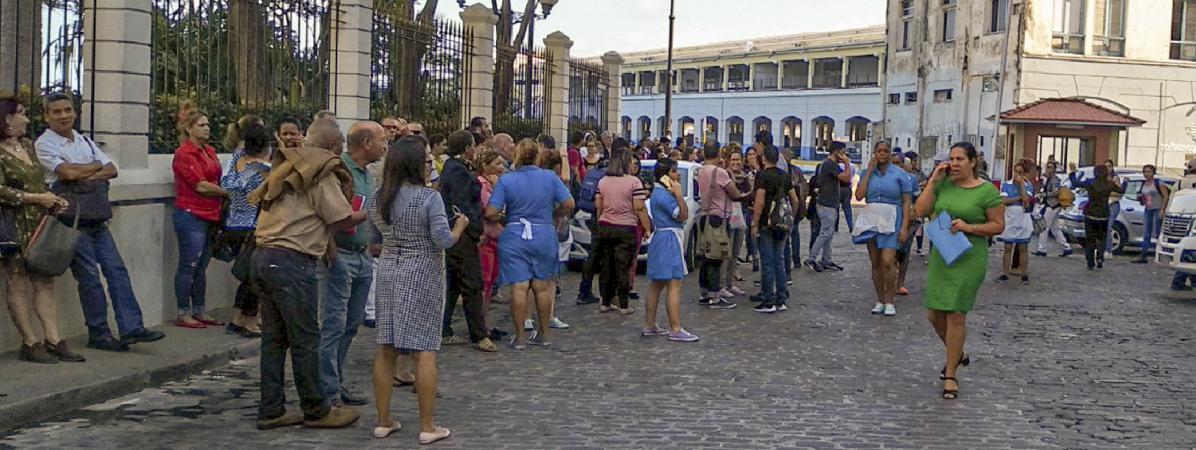 Une alerte au tsunami lancée après un séisme de 7,7 entre Cuba et la Jamaïque