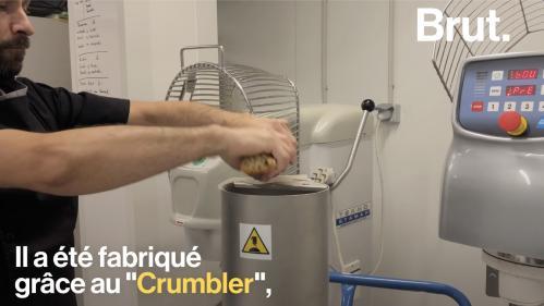 """VIDEO. Le """"Crumbler"""", une solution pour lutter contre le gaspillage du pain de plus en plus adoptée"""