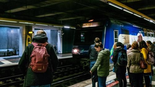 DIRECT. Le trafic est quasiment normal à la SNCF et la RATP, malgré une nouvelle journée de grève interprofessionnelle