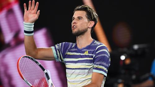 Open d'Australie : Rafael Nadal éliminé par Dominic Thiem en quarts de finale