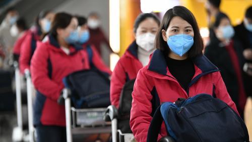 DIRECT. Coronavirus : la Chine annonce 132 morts et près de 6 000 personnes infectées dans tout le pays