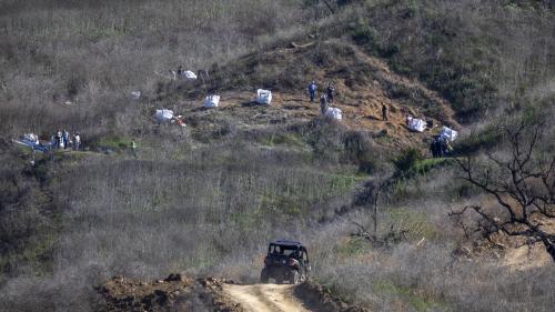 Mort de Kobe Bryant: les corps des neuf victimes ont été évacués du site de l'accident