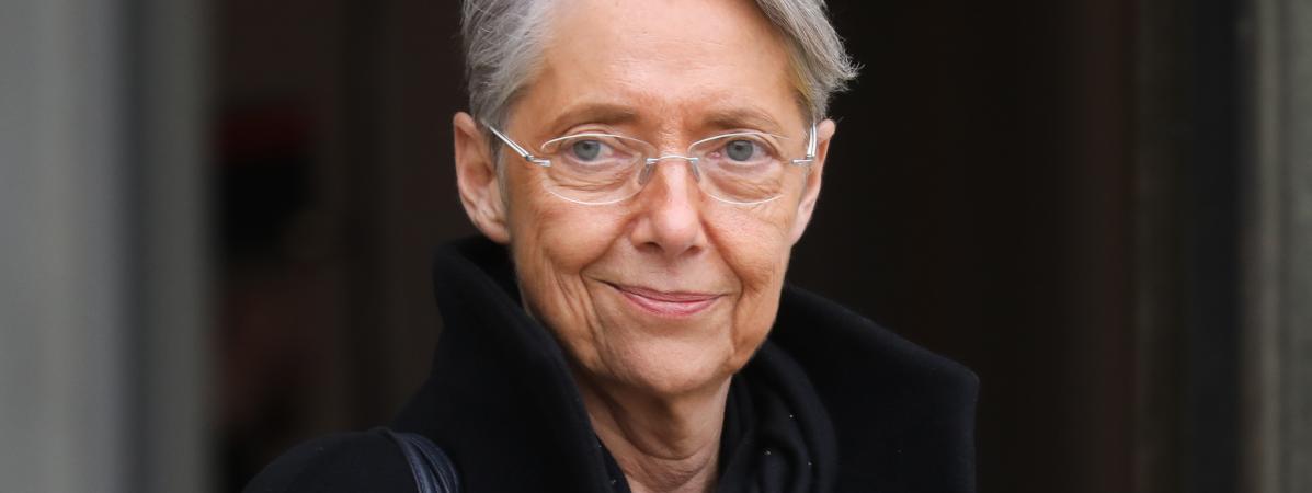 Elisabeth Borne, ministre de la Transition écologique et solidaire, à Paris, le 11 décembre 2019.