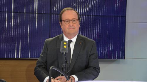 """Brexit : """"C'est un jour triste pour l'Europe et pour le Royaume-Uni """", regrette François Hollande"""
