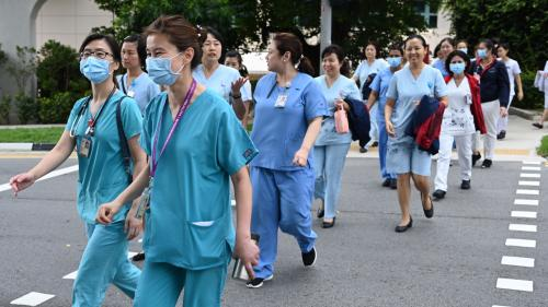 Coronavirus : premier rapatriement pour les Français de Wuhan