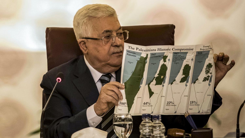 """Palestina se planta en contra de la """"venta"""" de Jerusalén"""